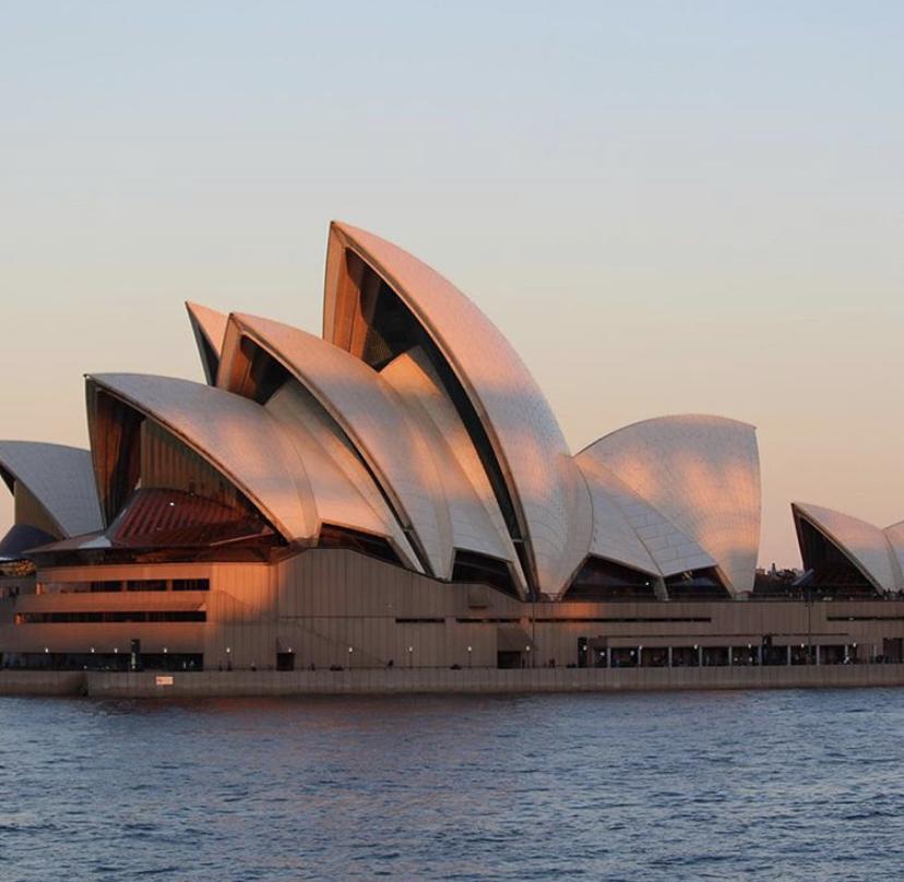 Tours of: Australia