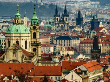 Central Europe Trio Baseball Tour – July 2021